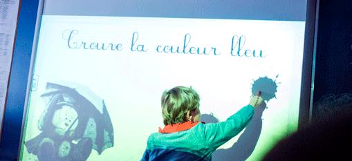 del-primaria-francés