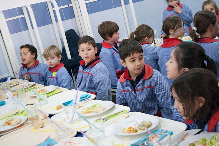 slow-food-comedor-colegio-arcangel - Colegio Arcángel Rafael