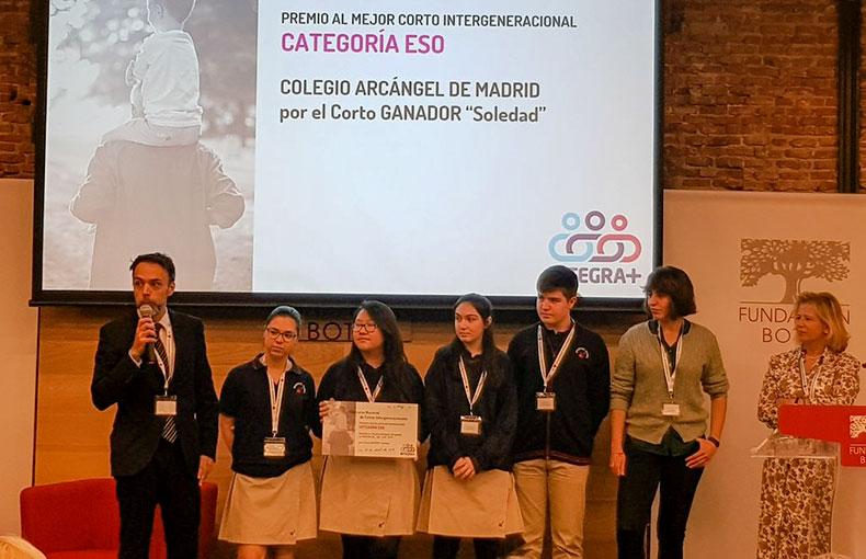 Premios Cortos Arcangel