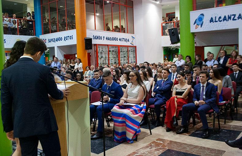 Graduación Bachillerato Arcangel