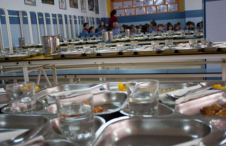 Menú Escolar Colegio Arcángel
