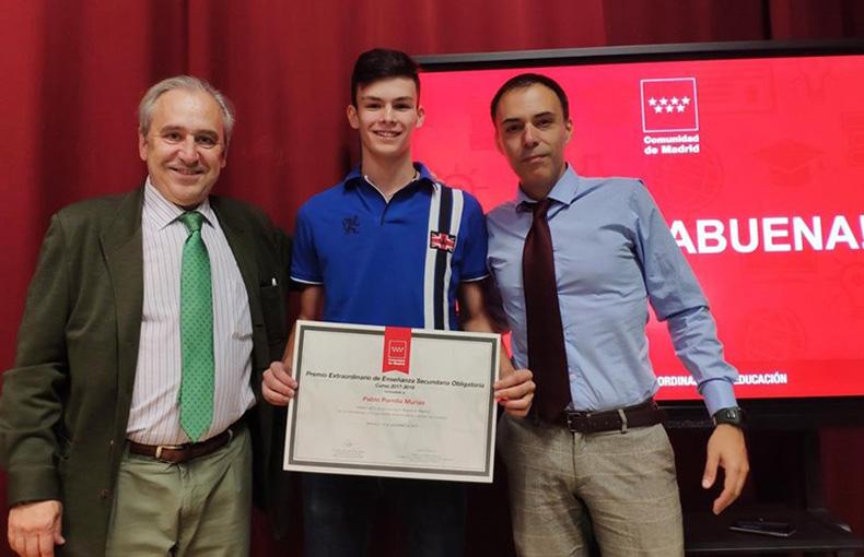 Diploma Bachillerato Arcángel