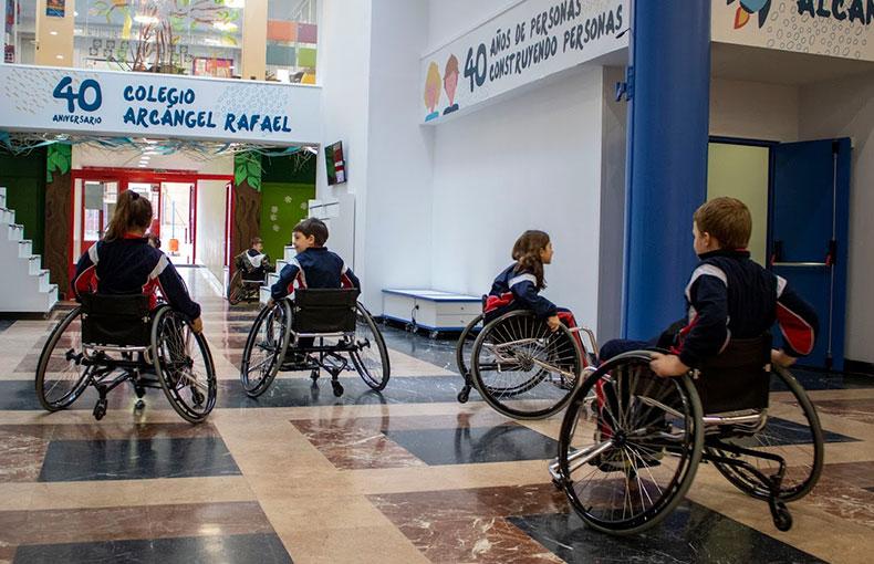 Deporte Inclusivo Arcángel