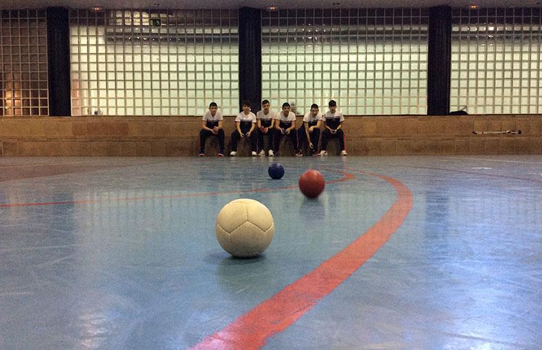 Deporte Inclusivo Colegio Árcángel