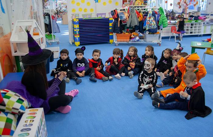 Halloween en Arcángel